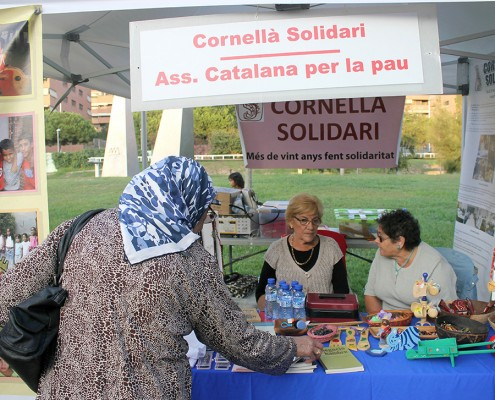 Feria de Entidades de Cornellà 2014